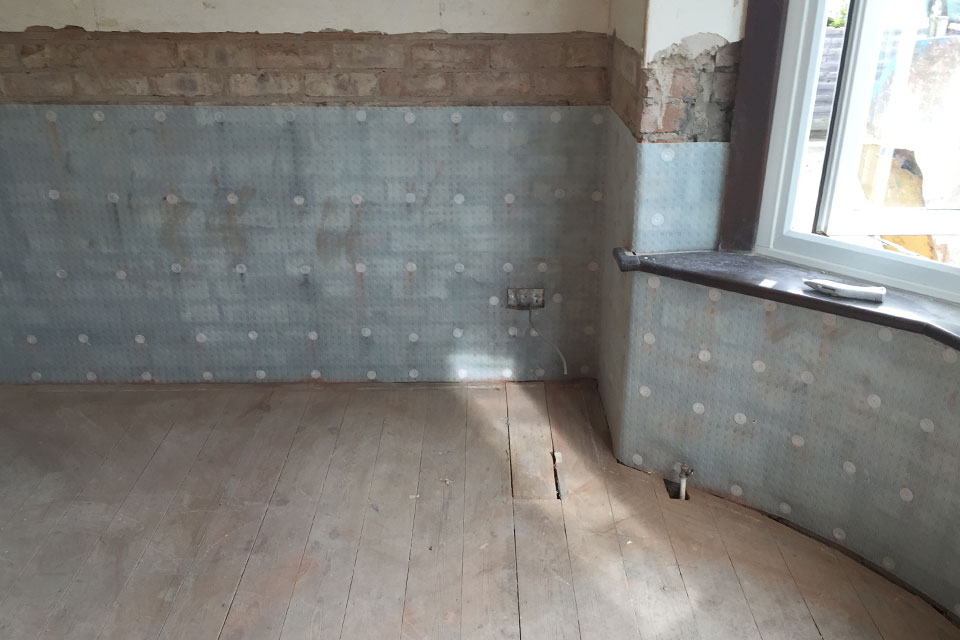 Tanking System Damp Proofing RID